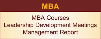 International Management Program - MBA