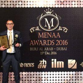 MENAA Awards 2016