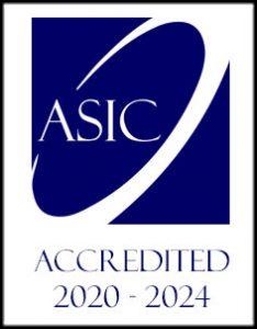 Accredited 2020-2024